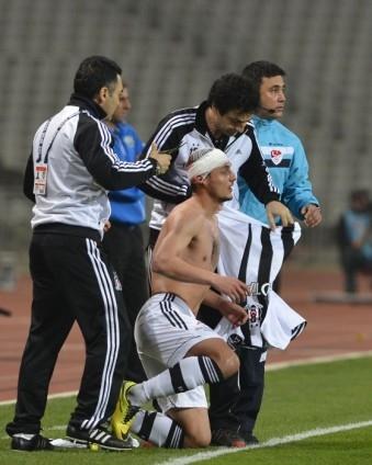 Beşiktaş 3 - 0 Akhisar Belediyespor 12