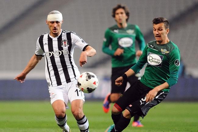 Beşiktaş 3 - 0 Akhisar Belediyespor 16