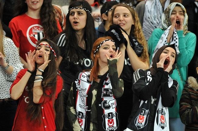 Beşiktaş 3 - 0 Akhisar Belediyespor 2