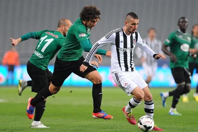 Beşiktaş 3 - 0 Akhisar Belediyespor 5