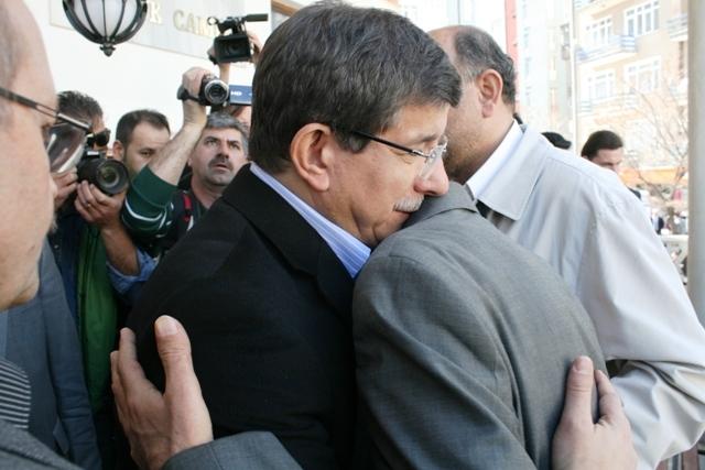 Davutoğlu Konya'da 1