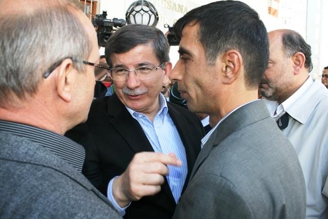 Davutoğlu Konya'da 4