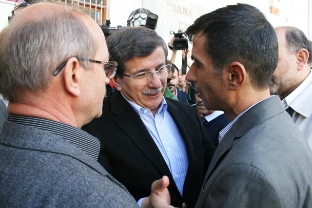 Davutoğlu Konya'da 6