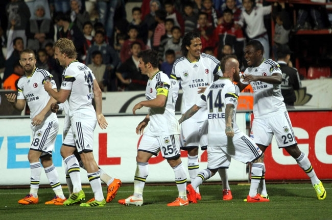 Gaziantepspor 0 - Fenerbahçe 3 10
