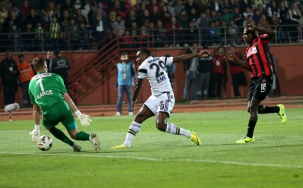 Gaziantepspor 0 - Fenerbahçe 3 14