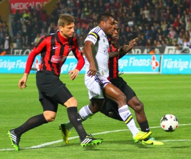 Gaziantepspor 0 - Fenerbahçe 3 17
