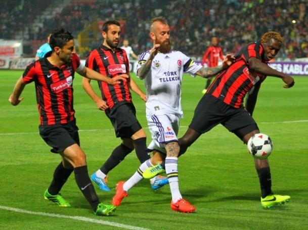 Gaziantepspor 0 - Fenerbahçe 3 18