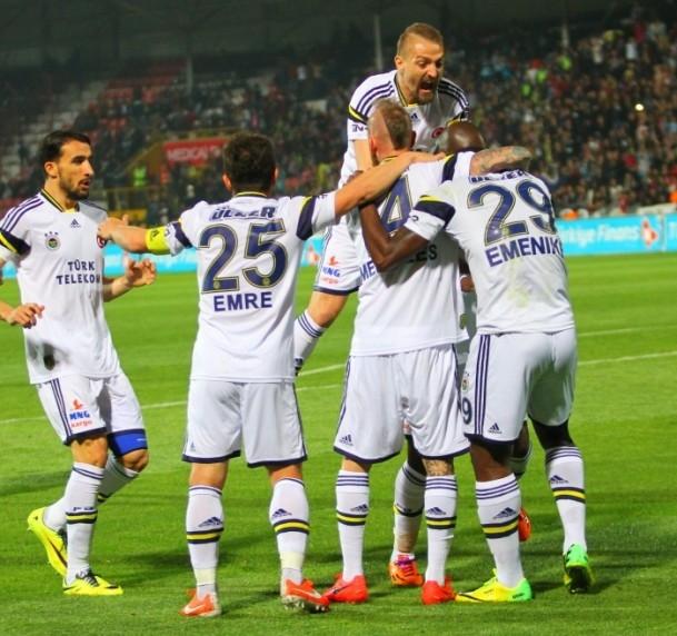 Gaziantepspor 0 - Fenerbahçe 3 19