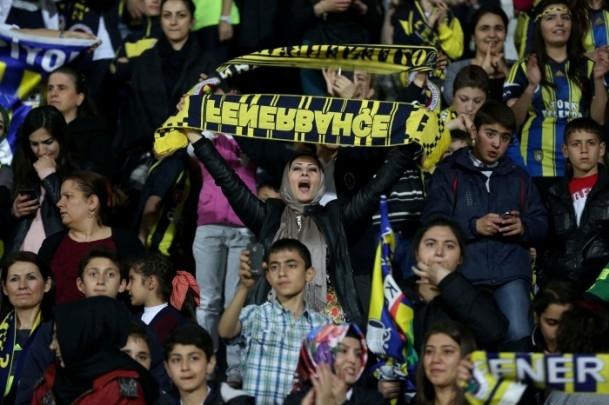 Gaziantepspor 0 - Fenerbahçe 3 20
