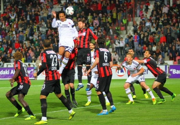Gaziantepspor 0 - Fenerbahçe 3 22
