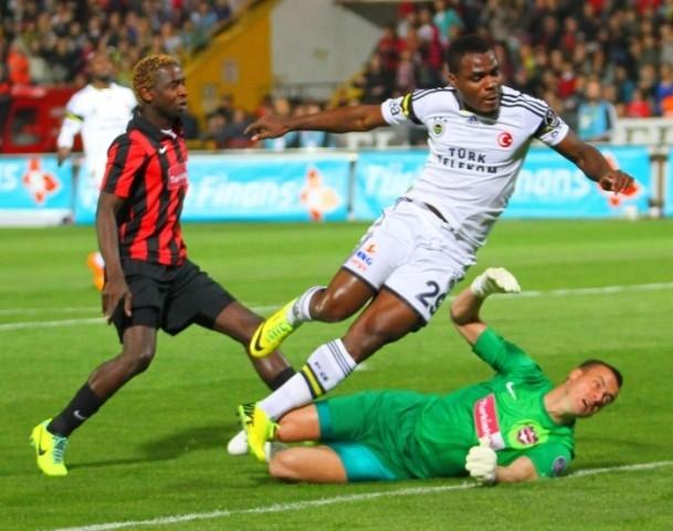 Gaziantepspor 0 - Fenerbahçe 3 25