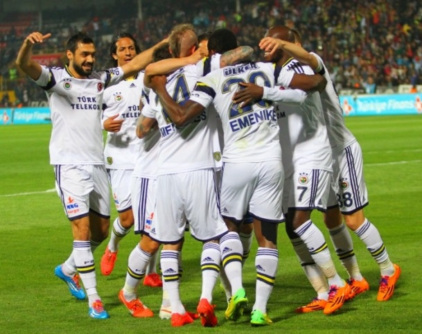 Gaziantepspor 0 - Fenerbahçe 3 27