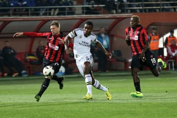 Gaziantepspor 0 - Fenerbahçe 3 29