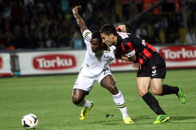 Gaziantepspor 0 - Fenerbahçe 3 3