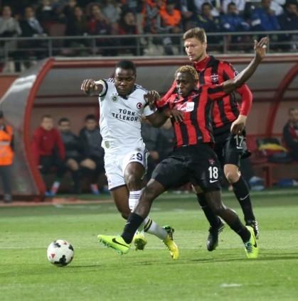 Gaziantepspor 0 - Fenerbahçe 3 4