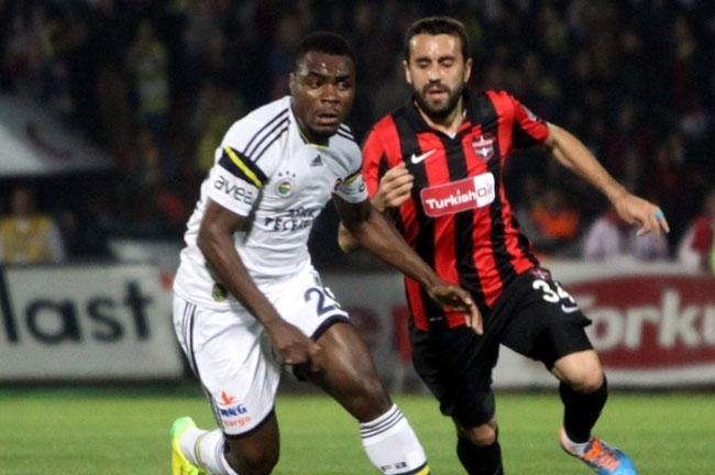Gaziantepspor 0 - Fenerbahçe 3 5