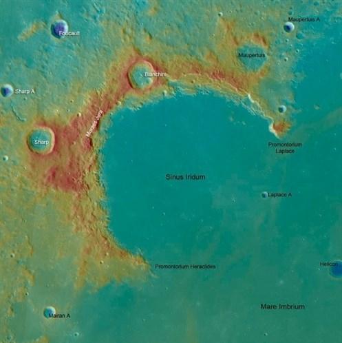 37 yıl sonra Ay'dan gelen ilk fotoğraflar 11