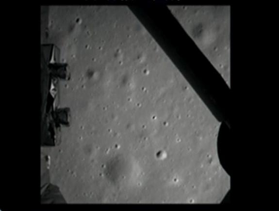 37 yıl sonra Ay'dan gelen ilk fotoğraflar 2