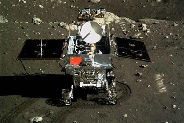 37 yıl sonra Ay'dan gelen ilk fotoğraflar 3