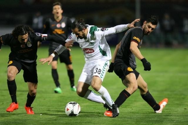 Torku Konyaspor 0 - 0 Galatasaray 10
