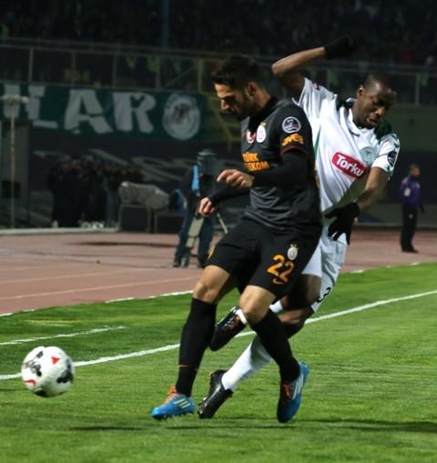 Torku Konyaspor 0 - 0 Galatasaray 12