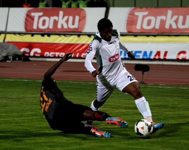 Torku Konyaspor 0 - 0 Galatasaray 17
