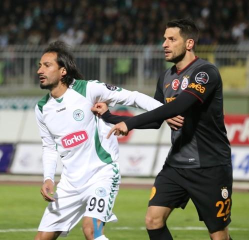 Torku Konyaspor 0 - 0 Galatasaray 18