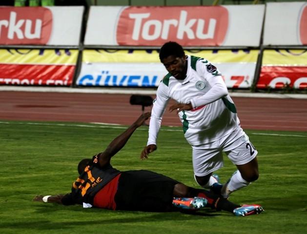Torku Konyaspor 0 - 0 Galatasaray 20