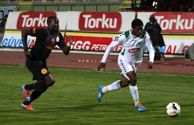 Torku Konyaspor 0 - 0 Galatasaray 22