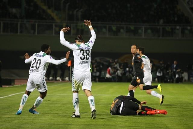 Torku Konyaspor 0 - 0 Galatasaray 24