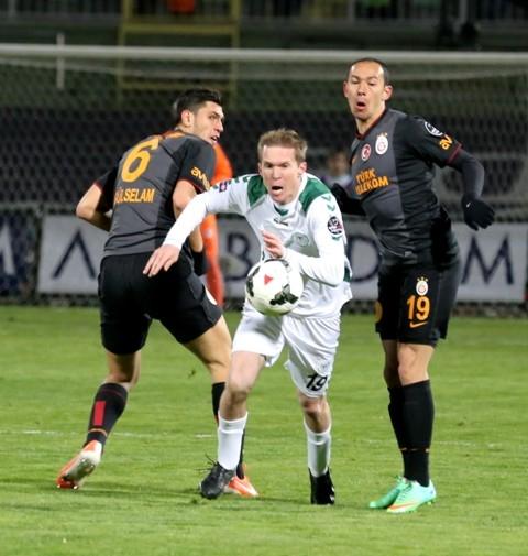Torku Konyaspor 0 - 0 Galatasaray 26