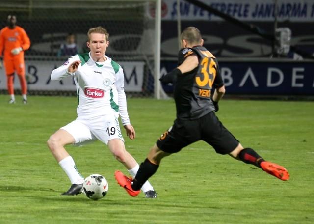 Torku Konyaspor 0 - 0 Galatasaray 28