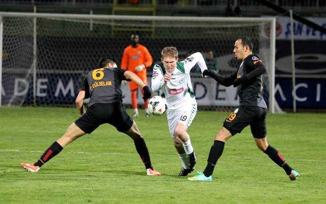 Torku Konyaspor 0 - 0 Galatasaray 29
