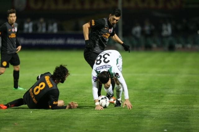 Torku Konyaspor 0 - 0 Galatasaray 3