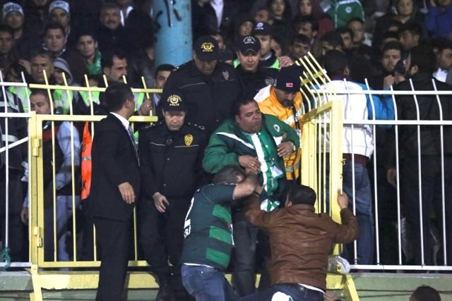 Torku Konyaspor 0 - 0 Galatasaray 31