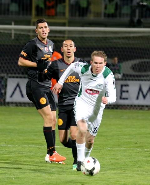 Torku Konyaspor 0 - 0 Galatasaray 32