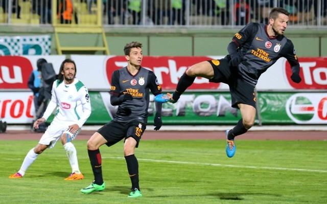 Torku Konyaspor 0 - 0 Galatasaray 36