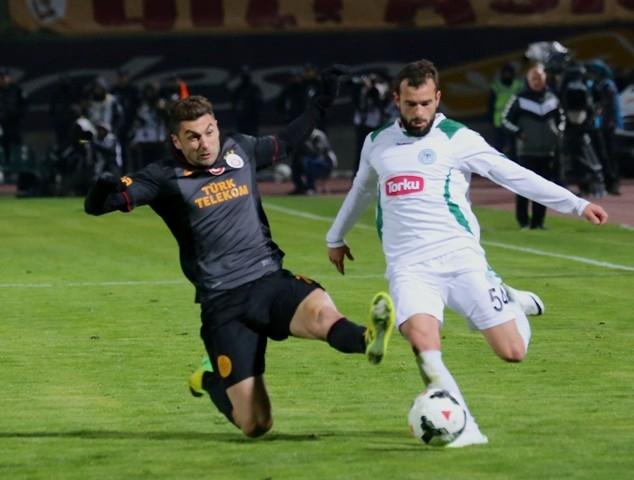 Torku Konyaspor 0 - 0 Galatasaray 37