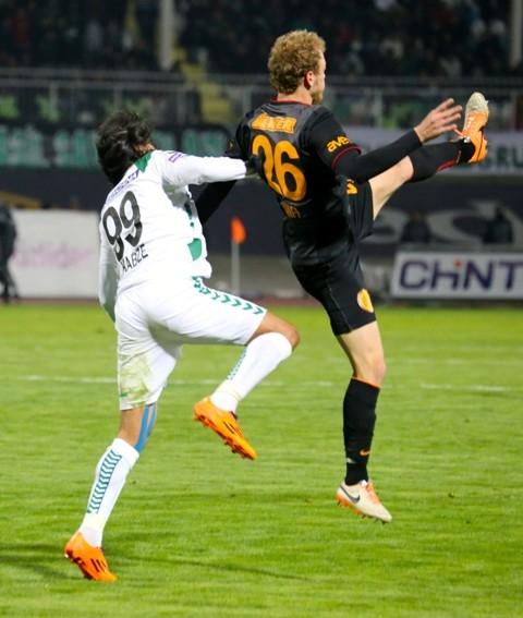Torku Konyaspor 0 - 0 Galatasaray 39