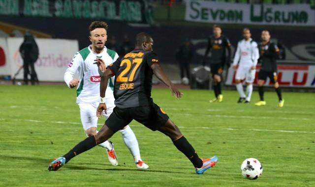 Torku Konyaspor 0 - 0 Galatasaray 40