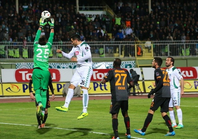 Torku Konyaspor 0 - 0 Galatasaray 41