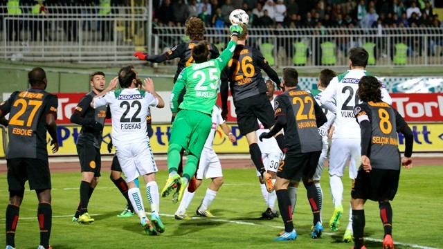 Torku Konyaspor 0 - 0 Galatasaray 42