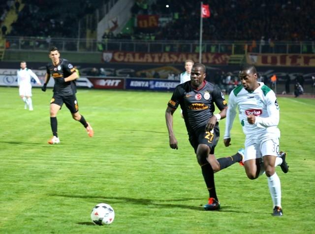 Torku Konyaspor 0 - 0 Galatasaray 43