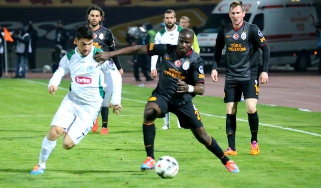 Torku Konyaspor 0 - 0 Galatasaray 44