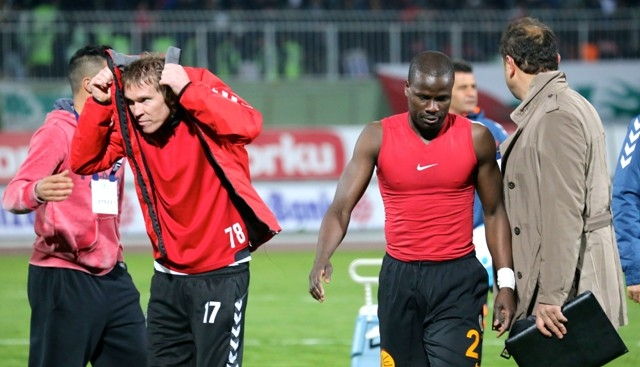 Torku Konyaspor 0 - 0 Galatasaray 46