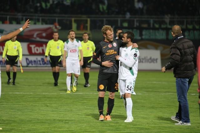 Torku Konyaspor 0 - 0 Galatasaray 49