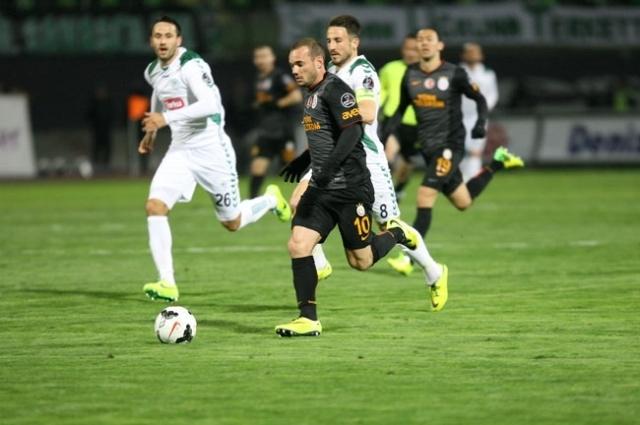Torku Konyaspor 0 - 0 Galatasaray 5