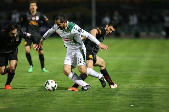 Torku Konyaspor 0 - 0 Galatasaray 8
