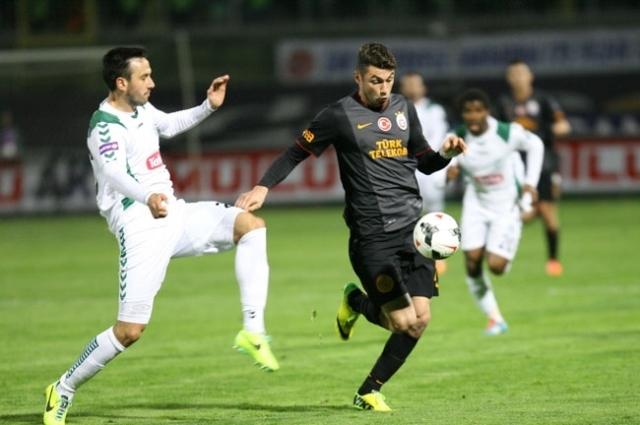 Torku Konyaspor 0 - 0 Galatasaray 9