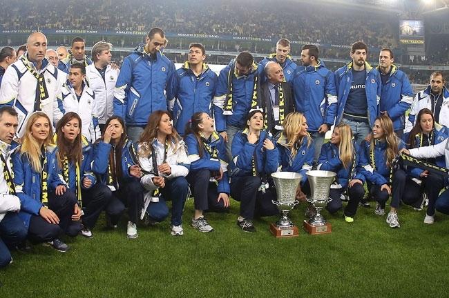 Fenerbahçe 3 - 0 Bursaspor 1